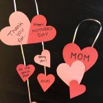 Mother's Day Craft – two easy DIY projects