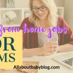 25 Work from home jobs for moms (that are legit)